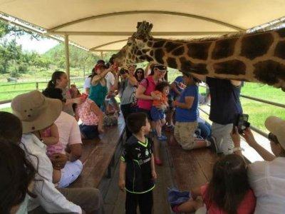 Visit Bioparque Estrella with Monterrey transport