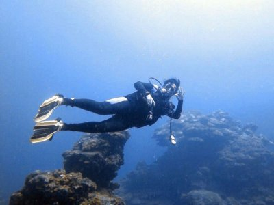 Virtual Open Water Diver Course in Cholula