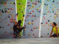 Learning climbing