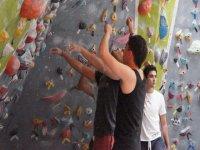 Climbing in Levita