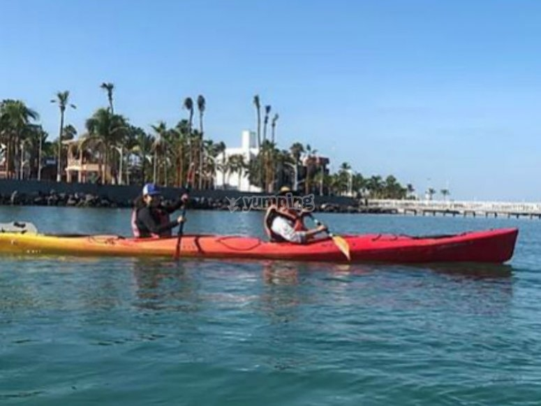 Kayak Club Playeritos La Paz