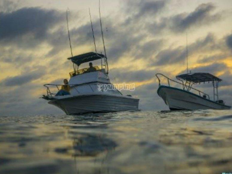 Paseo en barco por San Blas