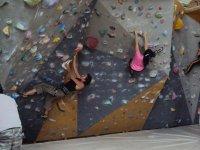 Block climbing