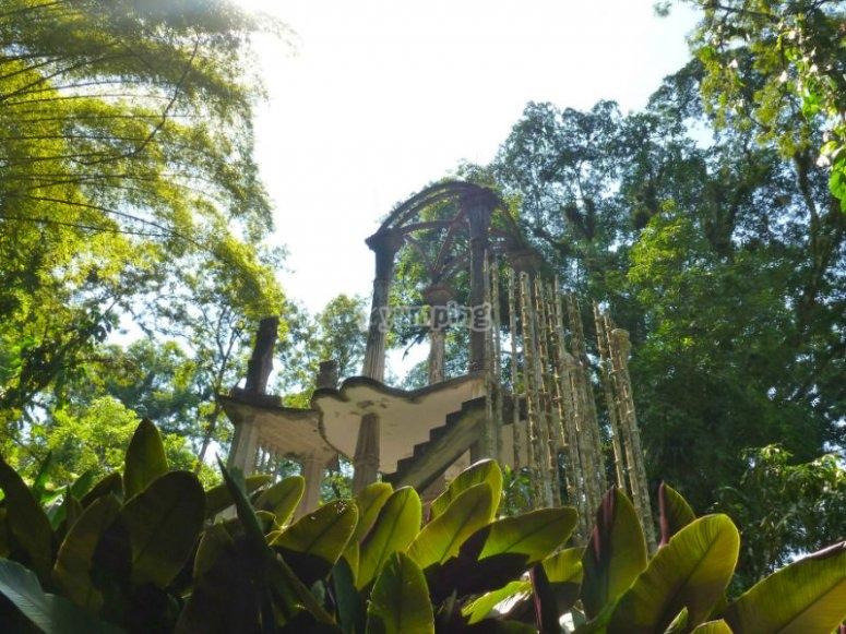 Wonders of the Edward James Garden