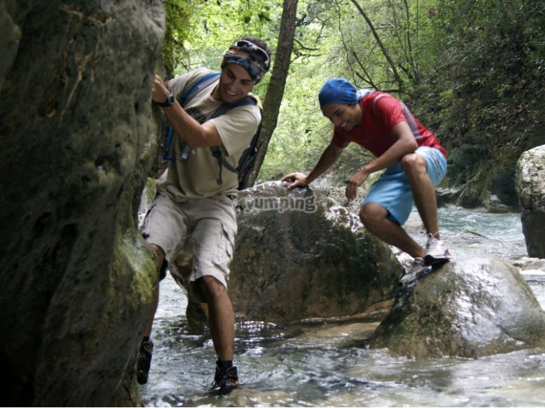 Maximum adventure in the Sierra Gorda