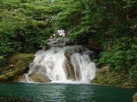 Tamasopo waterfall