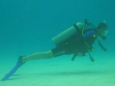 Discover Scuba Diving Course in Playa del Carmen 4h