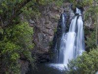 Valle de Bravo waterfall