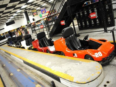 Incredible Pizza Go Karts