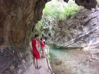 Guided tour Pinal de Amoles and waterfalls 2 days