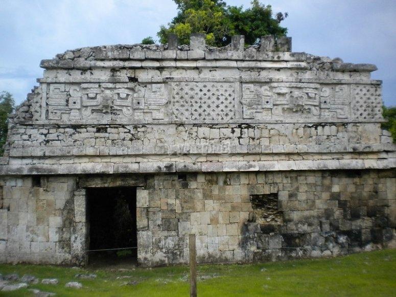 Ruinas mayas de Chichen Itzá