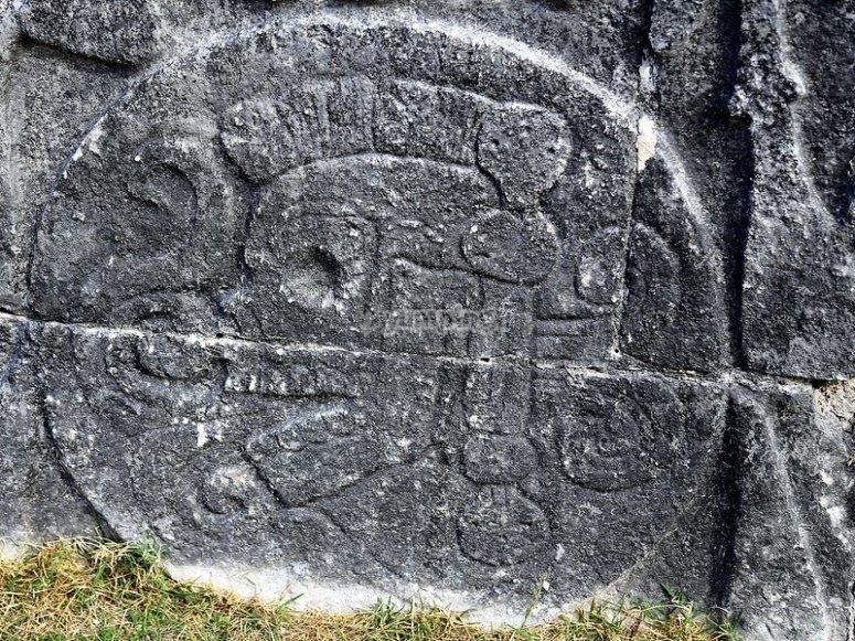 Vestigios mayas