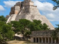 Conoce la impresionante ciudad maya de Uxmal