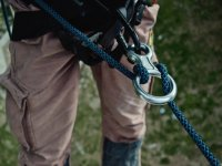 Rappel harness