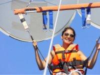 Vuela en parasailing por Los Cabos