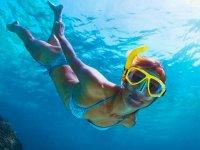 Aventura de snorkel en Los Cabos