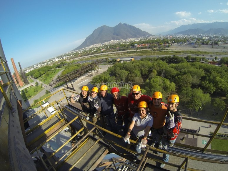 Group in canopy circuit