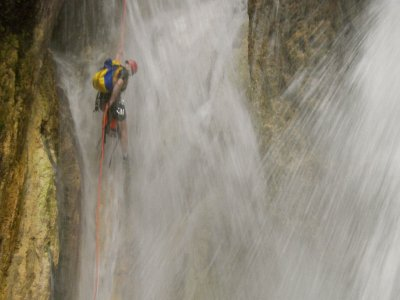 Canyoning in Chipitín with food half a day