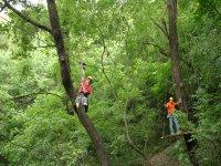 Circuito Canopy en la Sierra de Santiago 90 min
