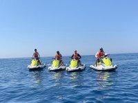 Nuestras motos acuáticas