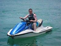 Moto acuática en Cabos San Lucas