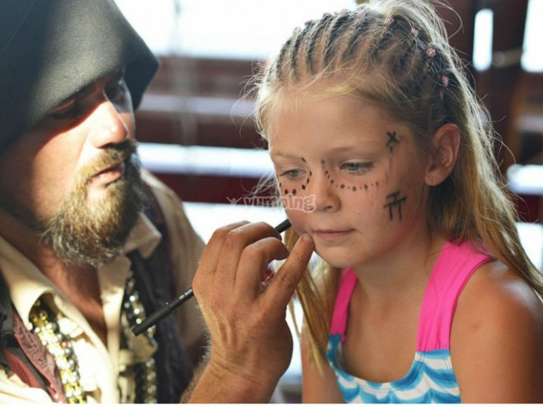 Face Paint for the little ones