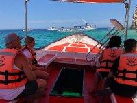 Disfruta de este paseo en barco con los tuyos