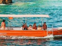 Paseo en barco en Cabo San Lucas