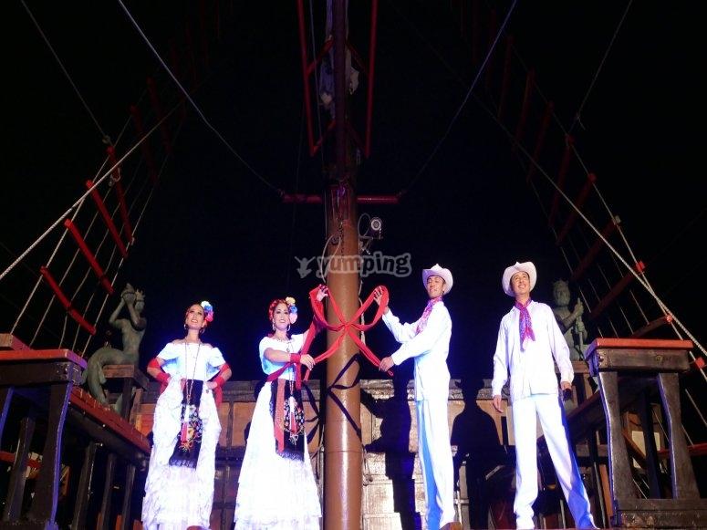 Baile del estado de Veracruz