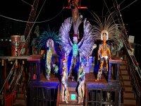 Impresionante danza prehispánica