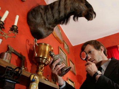 Sherlock Holmes escape game in Col. Roma 1 h