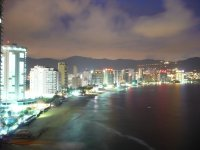Acapulco night tour