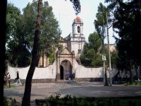 Convent of coyoacán