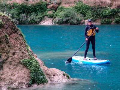 Stand Up Paddle in El Salto del Meco 2h