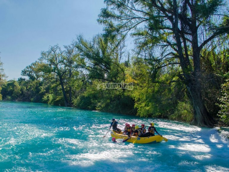 Discover the natural beauty of Huasteca Potosina