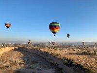 Flying in Tequisquiapan
