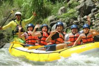 Rafting in Río Antigua in Jalcomulco 3 hours