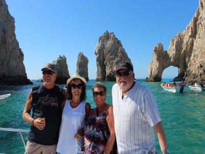 Crucero en catamarán con comida Los Cabos 3 horas