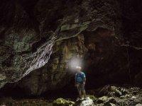 Descubriendo la Cueva de las Sardinas ciegas