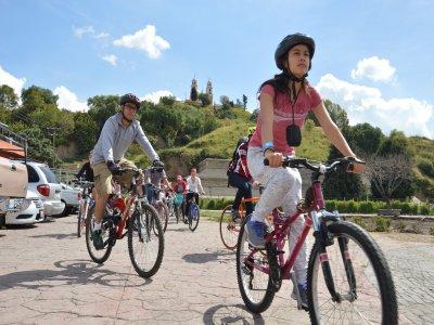 GozaMex Ecoturismo Ciclismo de Montaña