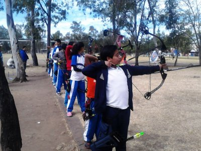 Archery class in Salamanca 1.5 hours