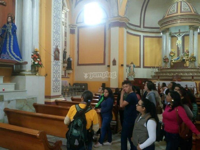 Knowing chapels