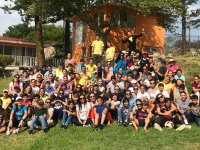 Sierra del Tecuán graduation camp 2 nights