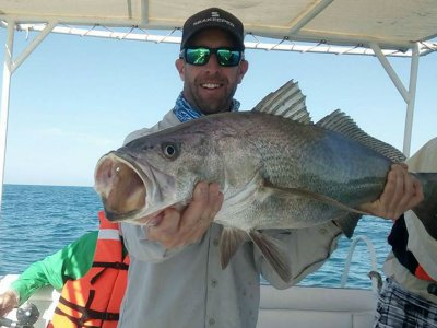 Recreational fishing on reefs in Puerto Peñasco 3h