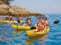 Kayaks en Puerto de Vallarta
