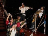 Show del barco