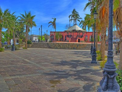 Guided visit to Todos Santos and Cerritos 1 day