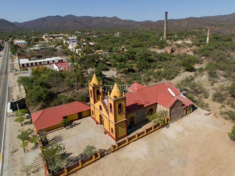 Vista panorámica de El Triunfo
