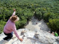 Guided tour to Tulum and Coba with transportation 1 day