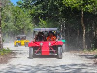 Guided safari buggy tour to Sian Ka´an